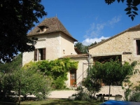 FarmHouse Cottage in DORDOGNE, EYMET with Private Pool for 2 to 8 People.