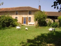 Bed and Breakfast near Rochechouart, Limousin