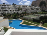 2 bed apartment with pool and sea views CALA VINYES MALLORCA