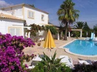 A beautiful villa situated in a quiet rural location