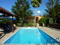 Cyprus Paphos villa 2 bedrooms private pool