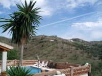 Self-catering apartments with pool and mountain views, Alora, Spain