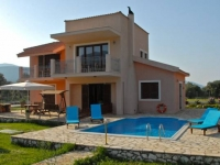 2 villas with private pools, within easy reach of beach near Sami Kefalonia