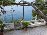 House in Positano with sea view