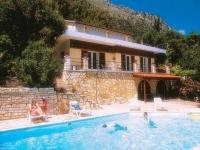 Villa Barbarossa - a Private Pool Villa for Holidays in Corfu