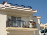 New apartment with fantastic sea view, Pafos