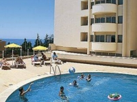Lovely apartment in PRAIA DA ROCHA, BEACH front, SEA VIEW and POOL
