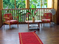 Three apartments in a traditional wooden house in Castara, Tobago
