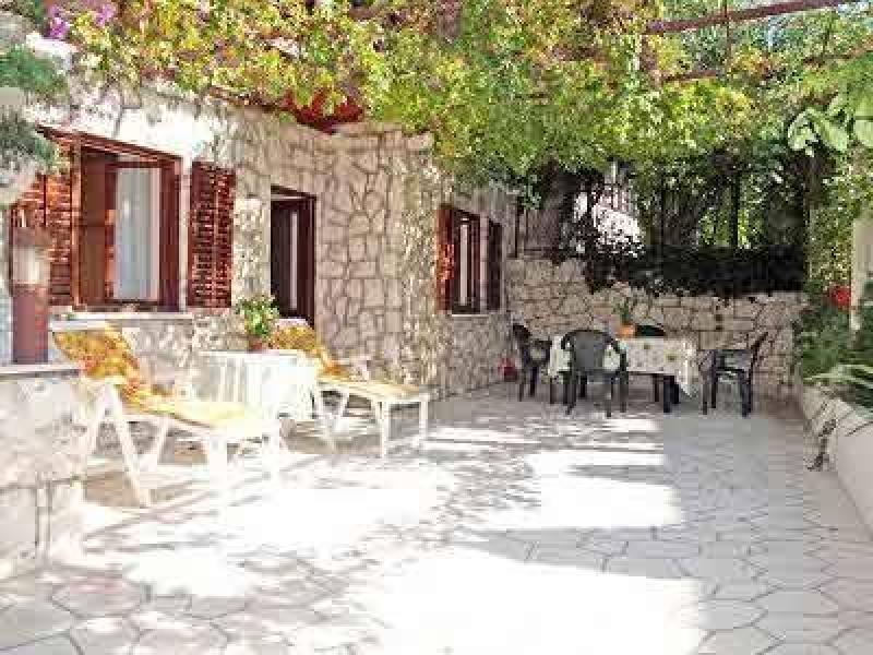 One bedroom garden apartment in Dubrovnik - CROATIA