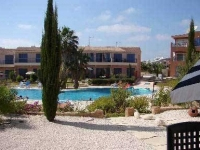 Ground floor pool apartment Paphos