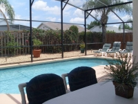 4 bed pool home near Disney