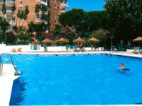 One bedroom apartment in complex with pool