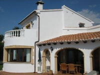 Luxury holiday villa with pool in Benissa (Alicante),max.6 Pers.