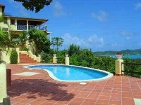 Beautiful 6 bed villa with pool at Falmouth, Antigua
