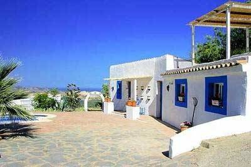 Beautiful Andalucian Finca with stunning sea views