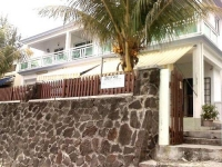 Mauritius Beach Villa self catering, vacation rental holiday accommodation, - 3 bedrooms BP7 and Beach Studios Pereybre, Mauritius northern coast is situated on Ground floor