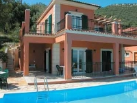Villa with pool to rent Corfu