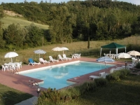 Apartment,Central Tuscany,Chianti area,XVIIcent.farm,garden and pool.
