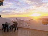 Frontline 2 bed Penthouse Los Cristianos Tenerife
