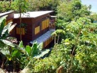 Holiday rental apartments in Castara, Tobago, near two beautiful beaches