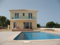 New villa with private pool in San Jaime (Son Bou)