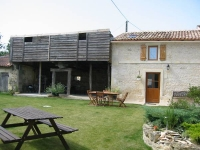 Three Delightful Cottages in the Vienne Countryside, Poitou-Charentes