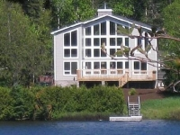 Mont Tremblant - Beachfront Home - Lac Mercier