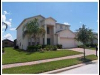 Executive Vacation Home with Pool & Spa located near Disney World in Orlando, Florida.