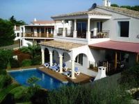 Beautiful Spanish Villa with stunning sea views to rent in Menorca, Balearic Islands, Spain