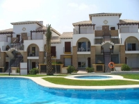 Fully equipped 2-Bed 2-Bath Apartment to rent in Vera Playa