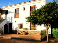 Luxury self-catering apartments and B&B rooms in Las Mellizas, Spain