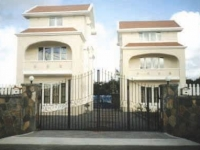 2 fully furnished villas to rent a pereybere