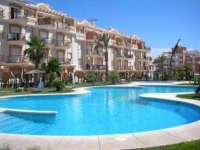 Rent apartment in Torrox costa, Málaga, with sea views