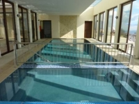 Cyprus Paphos Villa with indoor heated pool and hoist
