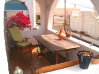 Beautiful Cosy 2 Bedroom House 100m from the Beach, Mojacar Playa
