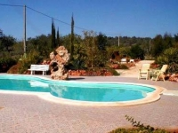 Algarve villa with private pool Casa Maria