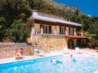 Villa Barbarossa - a Private Pool Villa for Holidays in Corfu