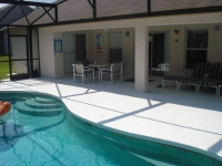Super Villa Private pool ,Games room close to Disney